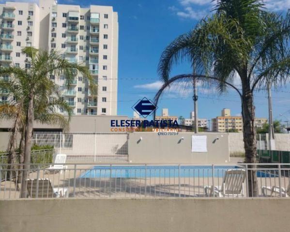 Apartamento à venda com 2 dormitórios em Cond. via laranjeiras, Serra cod:AP00044 - Foto 10