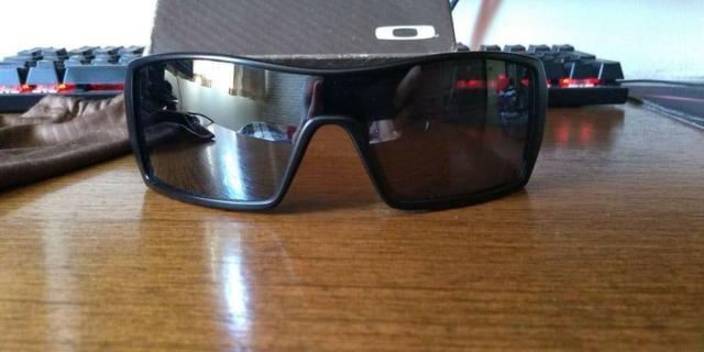 Óculos de sol Oakley Oil Rig Original - Bijouterias, relógios e ... d6e9b5f4e6