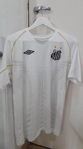 Camisa Umbro Santos ( Treino) - Esportes e ginástica - Jardim Tamoio ... 756cc6e141964