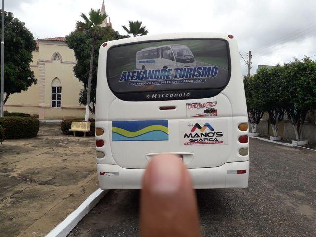 Micro Ônibus Marcopolo pra vender logo - Foto 3