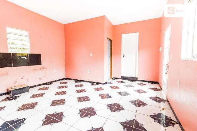 Casa com 40m² e 1 quarto