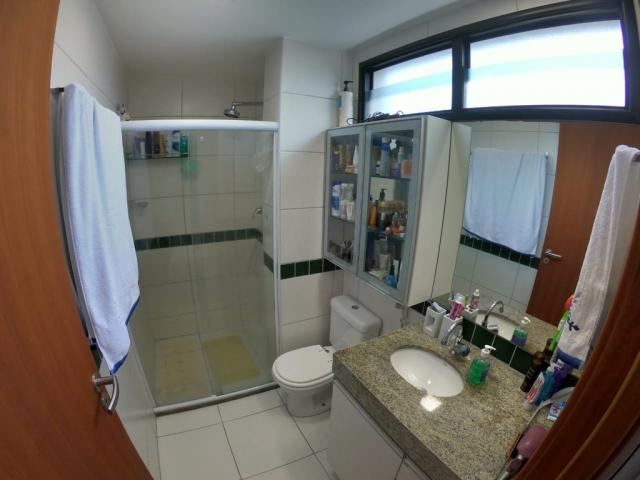 Apartamento à venda com 3 dormitórios em Ponta verde, Maceió cod:268 - Foto 20