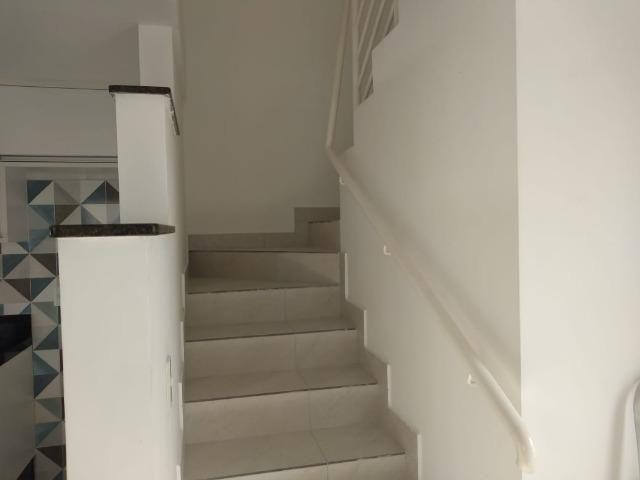 Vendo lindo duplex mobiliado em condomínio fechado em nova parnamirim - Foto 15
