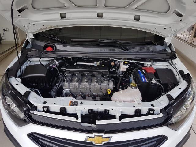 Gm - Chevrolet Onix 1.4 Active,Automático,unico dono,com 8.000 km na garantia de fabrica - Foto 8