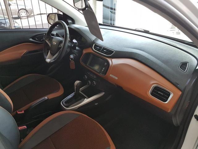 Gm - Chevrolet Onix 1.4 Active,Automático,unico dono,com 8.000 km na garantia de fabrica - Foto 17