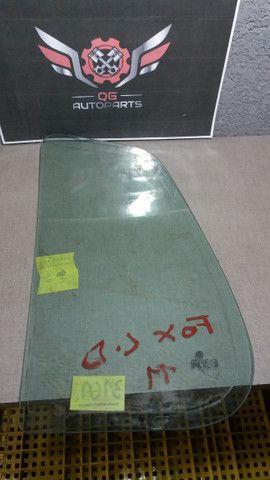 Vidro fixo da porta fox TD #3169 - Foto 2