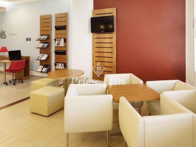 Flat para venda no Ibis Jaboticabal com 1 dormitório e 1 vaga! - Foto 6