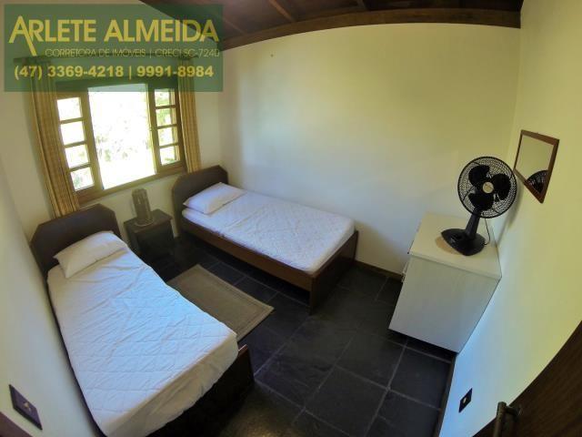 Casa para alugar com 2 dormitórios em Araca, Porto belo cod:213 - Foto 12