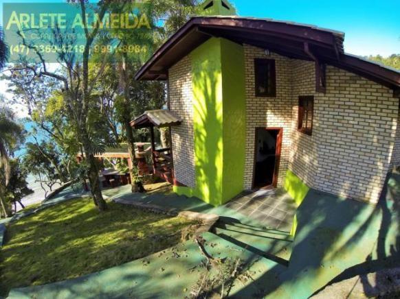 Casa para alugar com 2 dormitórios em Araca, Porto belo cod:213 - Foto 5