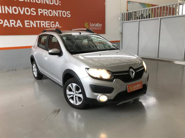 SANDERO 2018/2019 1.6 16V SCE FLEX STEPWAY EXPRESSION MANUAL