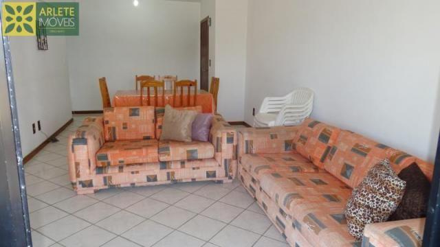 Apartamento para alugar com 3 dormitórios em Pereque, Porto belo cod:216 - Foto 14