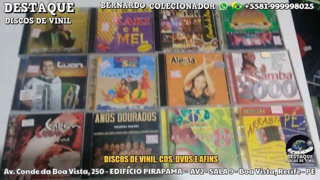 Discos de Vinil de Novelas, E Outros Tipos, CDs e DVDs - Foto 5