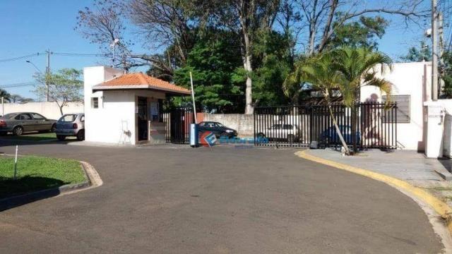 Apartamento com 2 dormitórios à venda, 42 m² por R$ 170.000 - Chácara Bela Vista - Sumaré/ - Foto 7