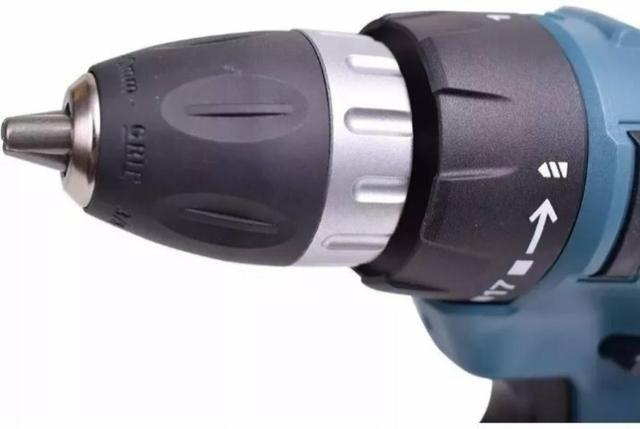 Parafusadeira Furadeira 12v Biv Ws2532 Wesco + Brinde pro - Foto 3