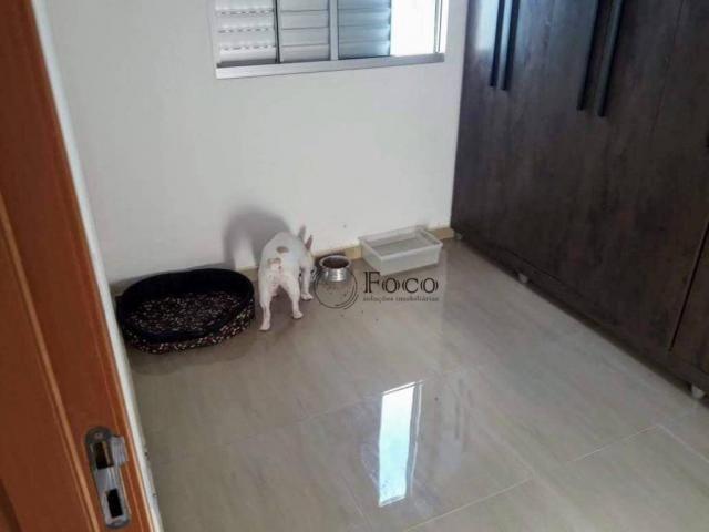 Apartamento com 2 dormitórios para alugar, 45 m² por R$ 650/mês - Água Chata - Guarulhos/S - Foto 8