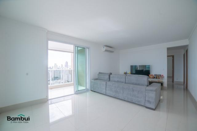 Apartamento à venda com 3 dormitórios em Setor oeste, Goiânia cod:60208392 - Foto 5