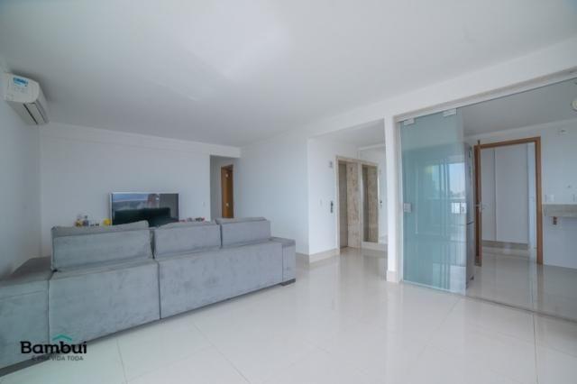 Apartamento à venda com 3 dormitórios em Setor oeste, Goiânia cod:60208392 - Foto 6
