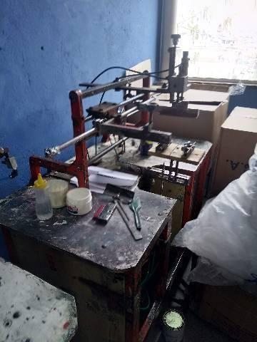 Máquina de gravação de frascos  - Foto 3