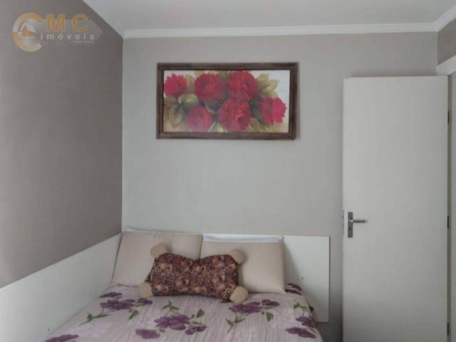 Apartamento com 3 dormitórios à venda, 50 m² por R$ 175.000 - Vila Padre Manoel de Nóbrega - Foto 14