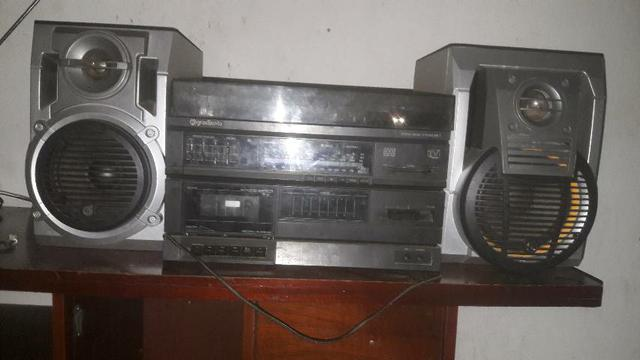 Dvd e toca disco antigo - Foto 3