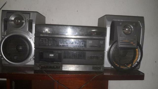 Dvd e toca disco antigo - Foto 4