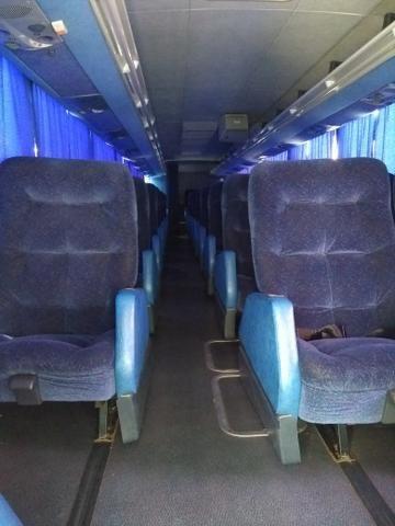 Ônibus G6 1050 Com Ar Leito Cama MB 0400 360cv Ideal P Banda - Foto 5