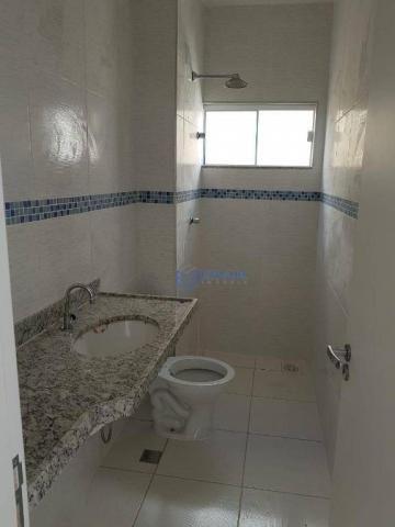 Casa com 3 dormitórios à venda, 132 m² por R$ 280.000,00 - Divineia - Aquiraz/CE - Foto 8