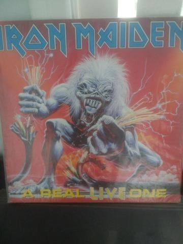 Iron Maiden Disco ao vivo