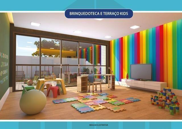 Apto com 3 qts 63m² em um Condomínio Clube Próximo a Antônio Falcão (81)9.8841.9885 - Foto 14