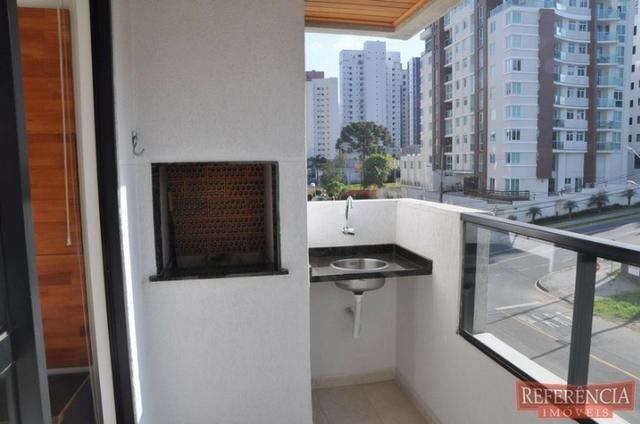 Apartamento (2Q) - Sacada c/ churrasqueira - 1 vaga - Rua D. Alice Tibiriçá - Bigorrilho - Foto 6