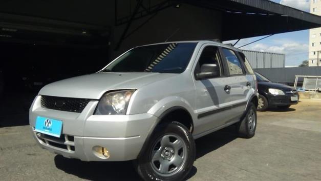 Ford EcoSport XLS 1.6 8V compleo entrada + parcelas de 599