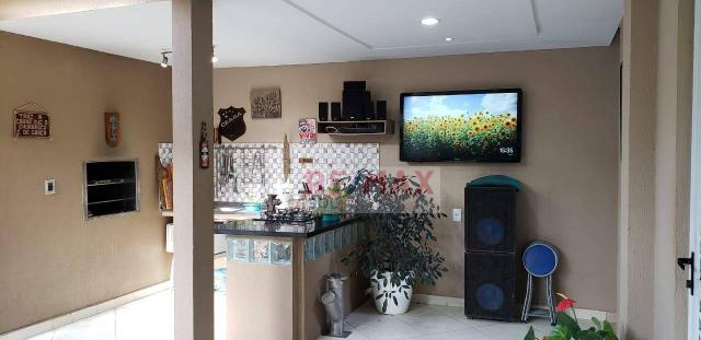 Casa 4 Quartos - Condomínio Porto Sol Residencial Clube-Catu de Abrantes - Camaçari/Bahia - Foto 5