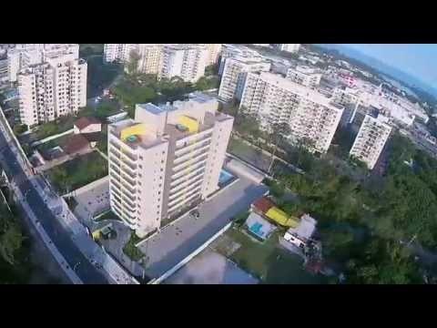 Apartamento 2 quartos no Recreio-RJ