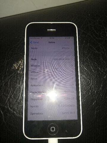 iPhone 5 c Branco  - Foto 3