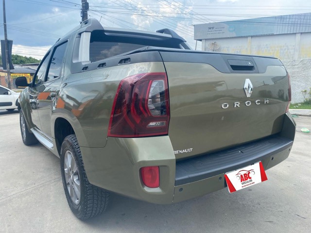 Duster oroch Dynamique 2017 completa.