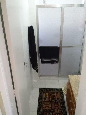 Metrô na porta - Lindo ap 2 quartos (reversível p/ 3),dependência c/ banheiro, reformado - Foto 2