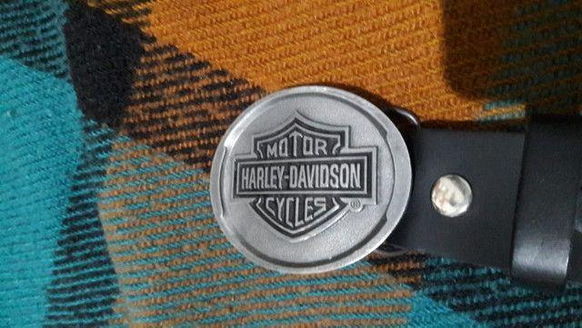 Cinto Harley-Davidson - O-R-I-G-I-N-A-L