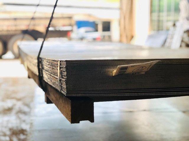 Chapas de aço carbono 2,65 mm