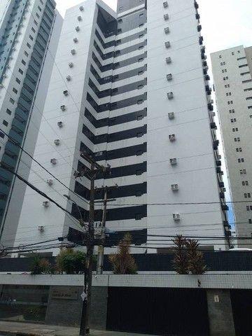 Apartamento em Boa Viagem,100m,03Qts,Suite,Nascente,Próx. ao Parque Dona Lindú - Foto 2