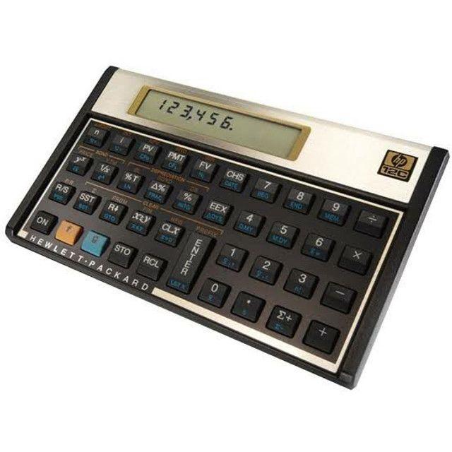 Calculadora financeira Hp 12C - Foto 2
