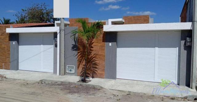 Casa à venda, 89 m² por R$ 238.000,00 - Precabura - Eusébio/CE - Foto 14