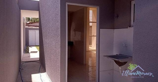 Casa à venda, 89 m² por R$ 238.000,00 - Precabura - Eusébio/CE - Foto 13