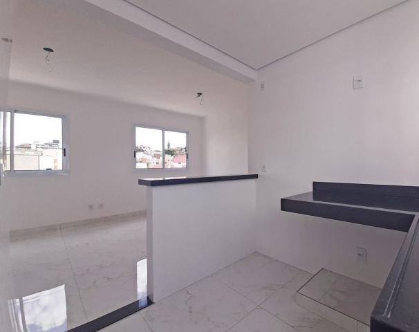 Cobertura à venda com 2 dormitórios em Caiçara, Belo horizonte cod:5894 - Foto 4