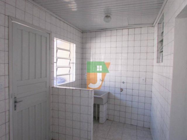Casa com 1 dormitório para alugar, 50 m² por R$ 890,00/mês - Uberaba - Curitiba/PR - Foto 7