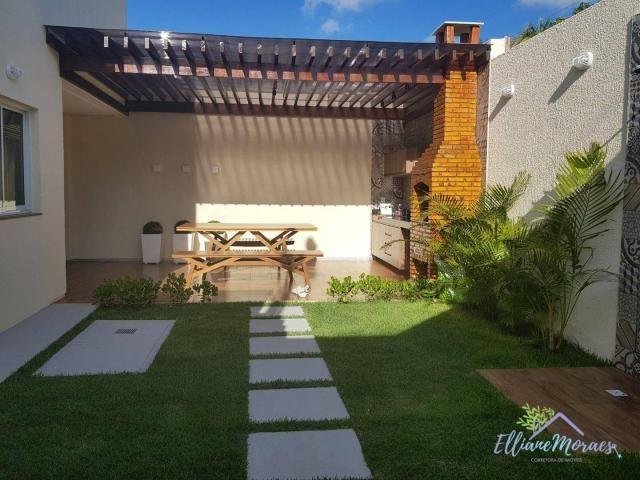 Casa à venda, 137 m² por R$ 480.000,00 - Amador - Eusébio/CE - Foto 16