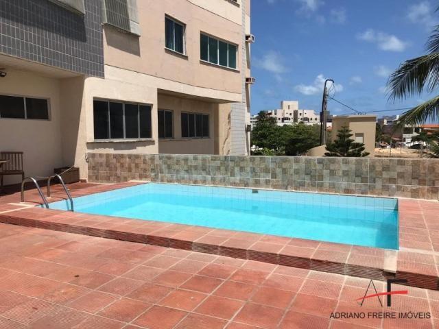 Apartamento com 2 suítes, Condomínio Sol de Verão, a 100m do mar