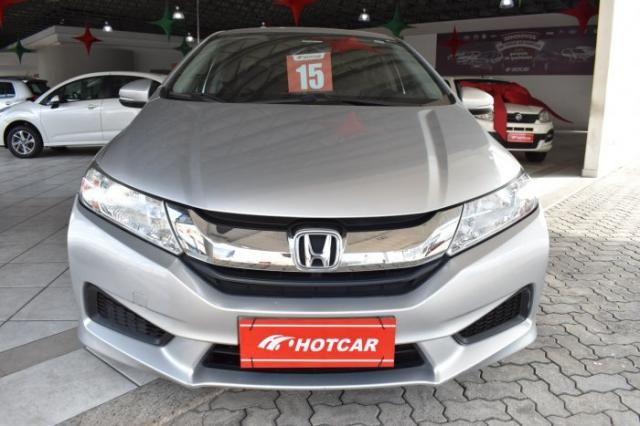 Honda city 2015 1.5 lx 16v flex 4p automÁtico - Foto 13