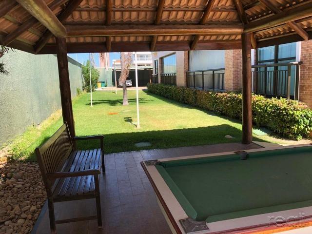 Apartamento à venda com 4 dormitórios em Porto das dunas, Aquiraz cod:RL613 - Foto 16
