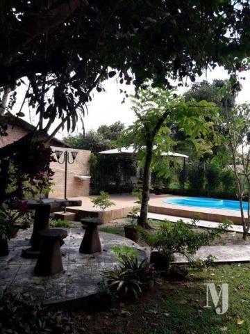 Casa com 6 dormitórios à venda, 245 m² por R$ 890.000,00 - Aldeia - Camaragibe/PE - Foto 5