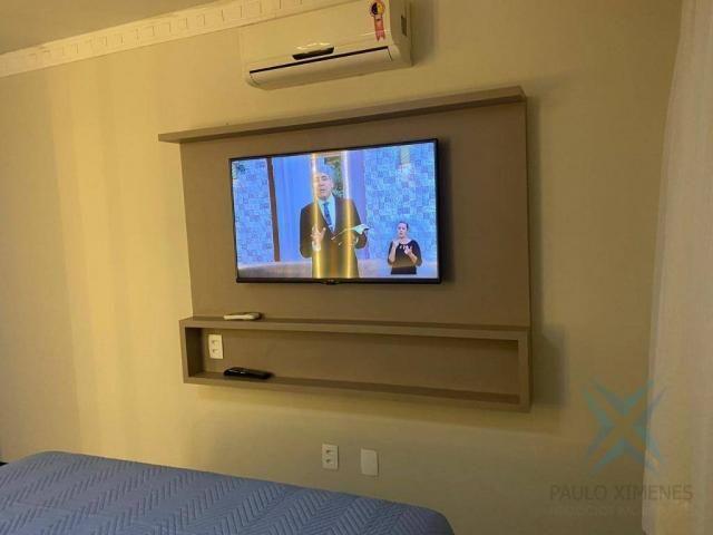 Casa com 3 dormitórios à venda, 170 m² por R$ 600.000,00 - Porto das Dunas - Aquiraz/CE - Foto 7